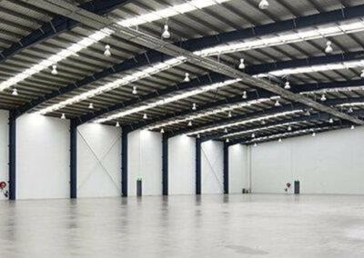 Industrial Warehouse Repaint
