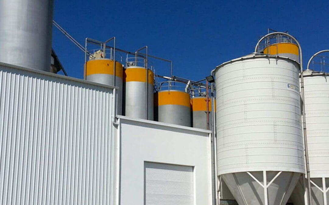 CEREAL MILLING PLANT